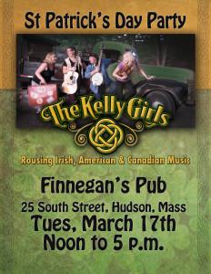Finnegan's Pub Mar17